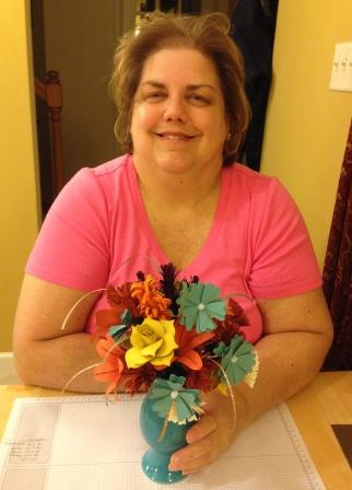Paper Bouquet Class