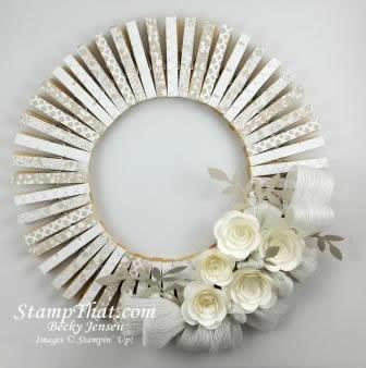 Something Borrowed DSP Wreath