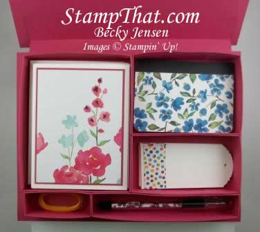 Stationary Box Tutorial