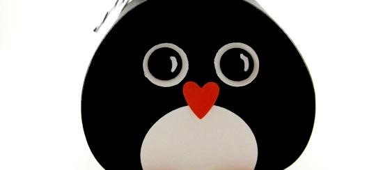 Boxes & Bags Penguin Box
