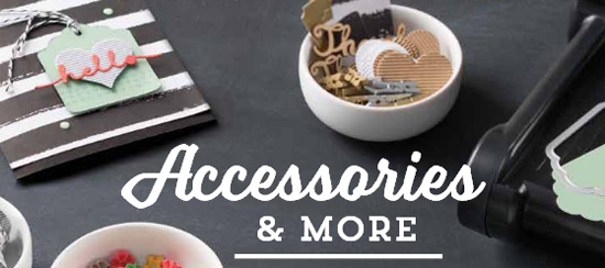 Stampin' Up! Accessories Shares