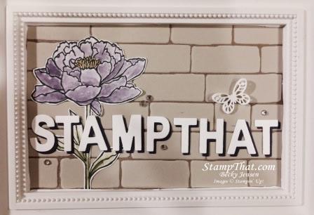 Framed Stamping
