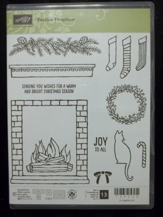 Festive Fireside Stamp Set