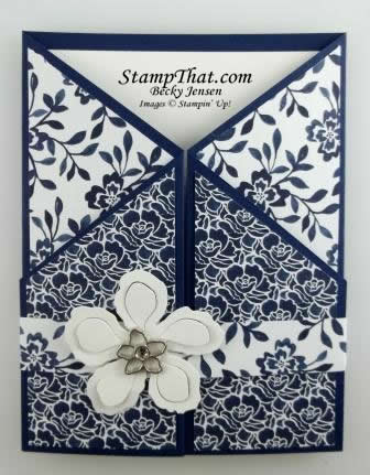 Floral Boutique Card