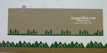 Always an Adventure Stampin' Up!