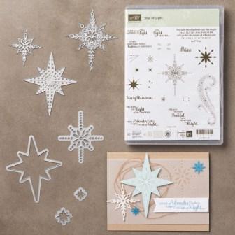Star of Light stamp set