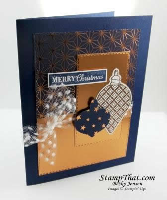 Stampin' Up! Christmas Gleaming