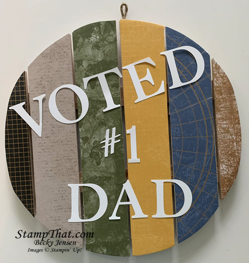 Voted #1 Dad