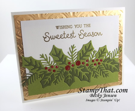 Sweetest Time Stamp Set
