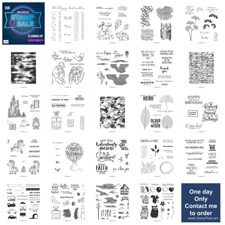 Stampin' Up! 15% Sale