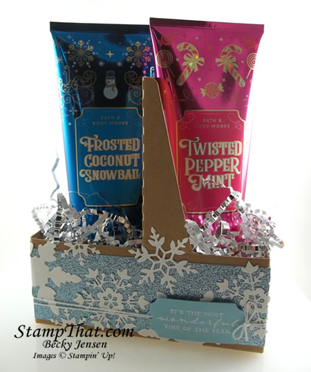 Coffee Carriers from Stampin' Up!