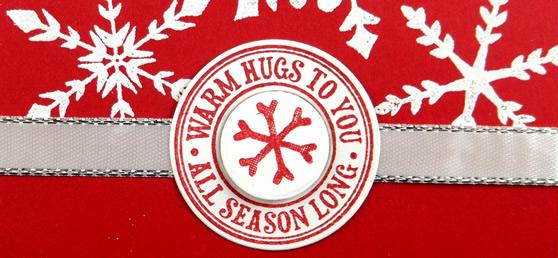 Warm Hugs to You All Season Long