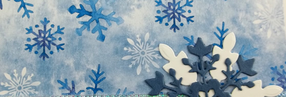 Snowflake Wishes Gift Card