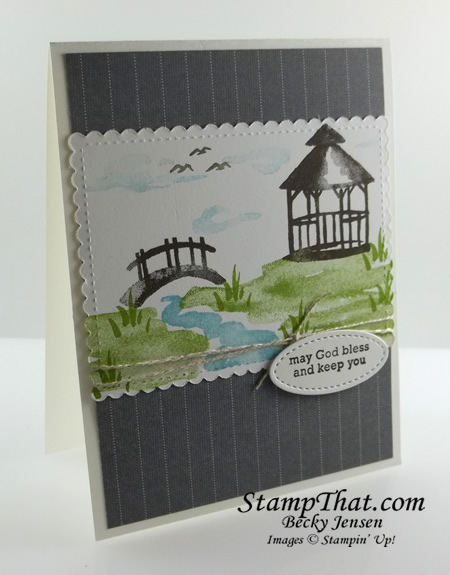 Stampin' Up! My Meadow