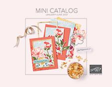 Stampin' Up! Mini Catalog 2021