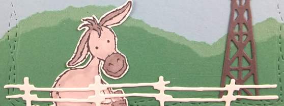 Another Darling Donkeys Card