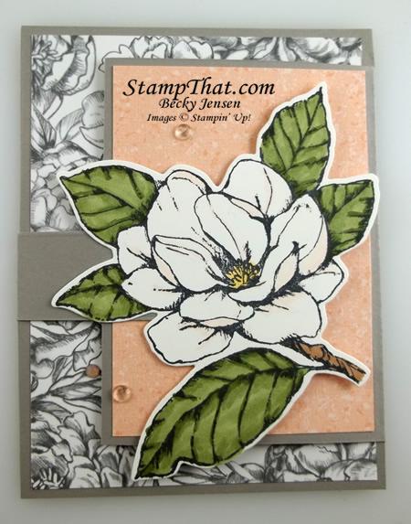 Good Morning Magnolia Stamp Set