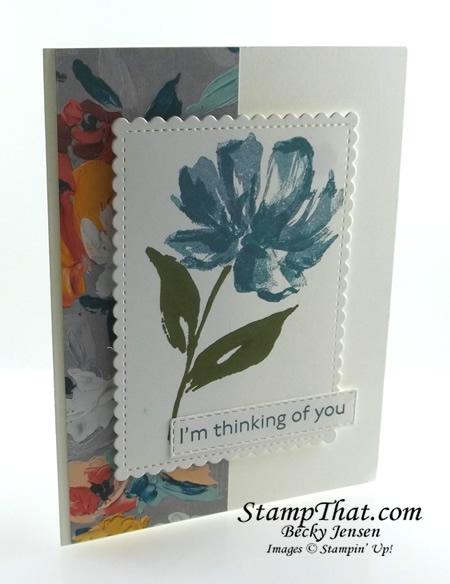 Art Gallery Stamp Set