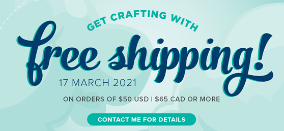 Free Shipping on March 17, 2021 Only!