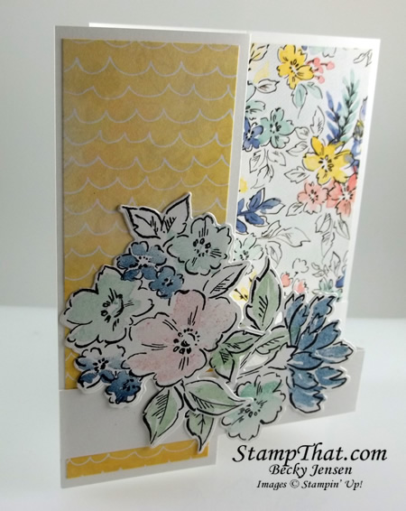 Hand-Penned Stampin' Up! stamp set