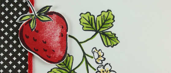 Sweet Strawberry All Occasion Card