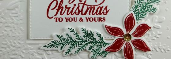 Christmas Cards II Class Card