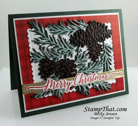 Heartfelt Wishes Christmas Card